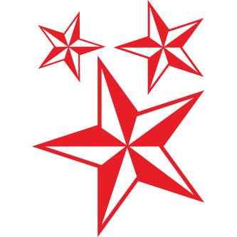 Big Star Sticker