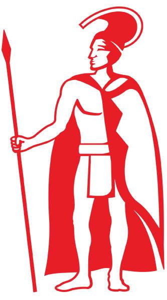Red Ali'i Warrior Sticker
